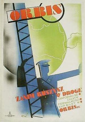 Tadeusz-Gronowski-plakat-Orbis-1932