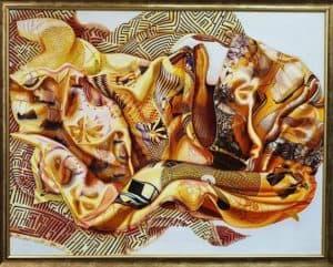 malarstwo-iluzjonistyczne-chusta-starozytna-agnieszka-zak