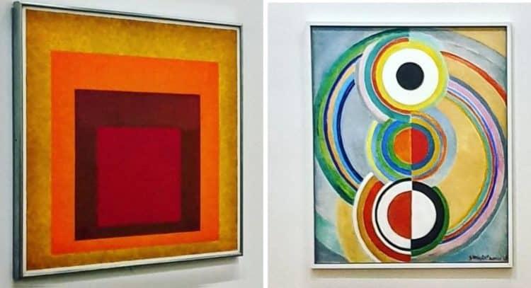 Sonia-Delaunay-Rhytme-Rytm-Joseph-Abert-Affectionate-Homage-to-the-Square