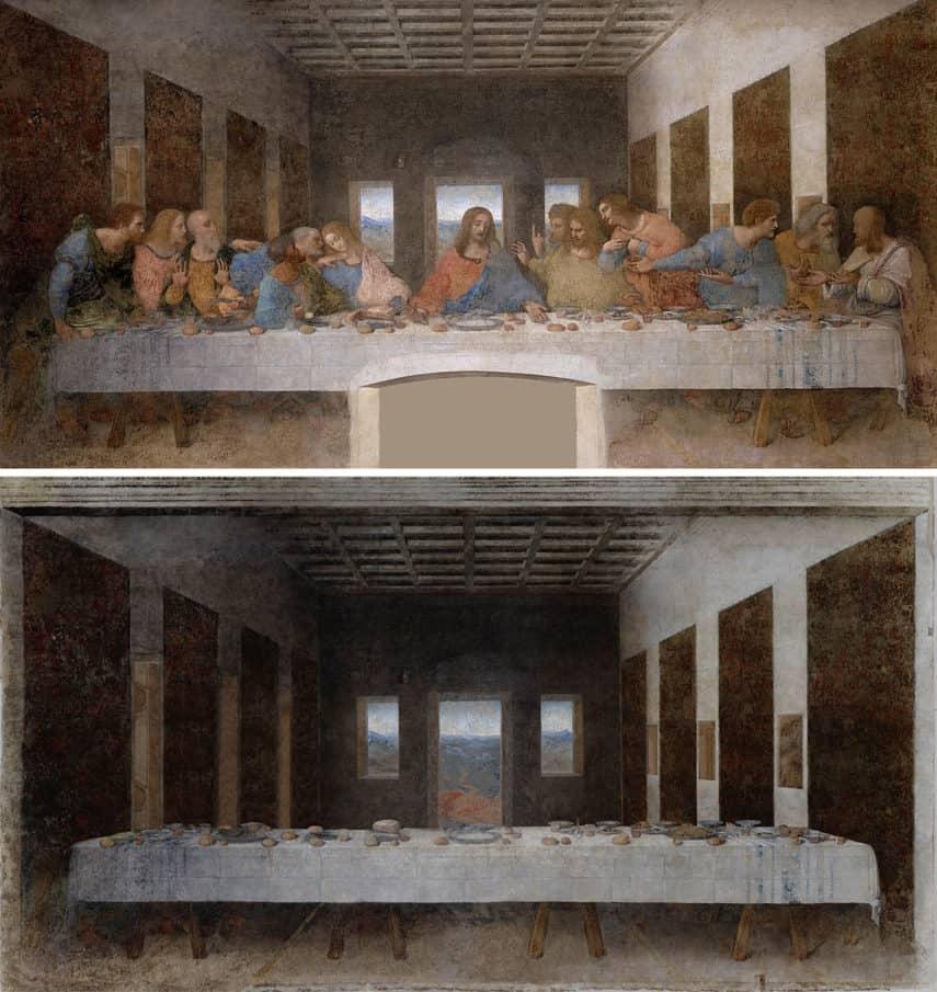 Jose-Manuel-Ballester's-empty-version-of-The-Last-Supper-by-Leonardo-da-Vinci.-Courtesy-of-Jose-Manuel-Ballester
