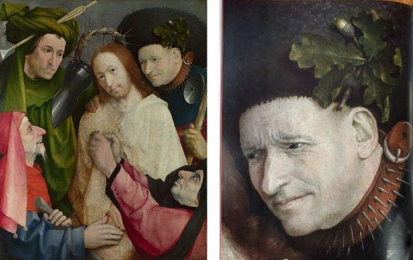 Hieronim-Bosch-Koronowanie-cierniem-Rzymianin