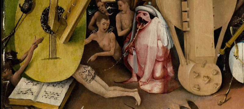 Hieronim-Bosch-Piekło-Muzykantów-nuty
