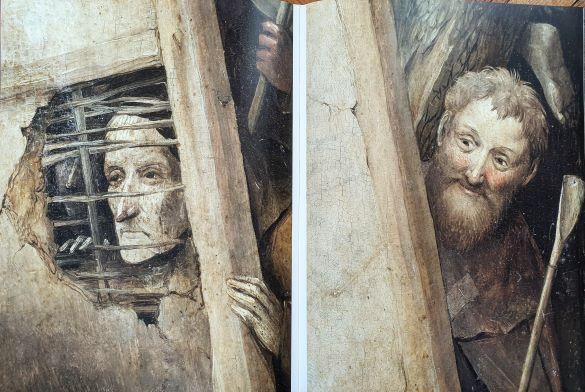 Hieronim-Bosch-Pokłon-trzech-króli-twarze