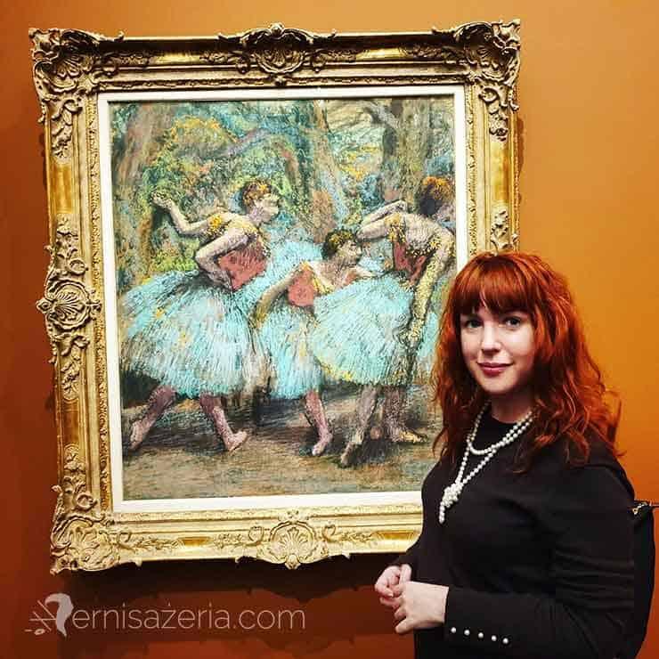 Wernisażeria Edgar Degas i opera wystawa Degas à lOpéra
