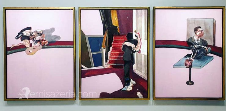 czarny-tryptyk-Francis-Bacon-In-Memory-of-George-Dyer-1971