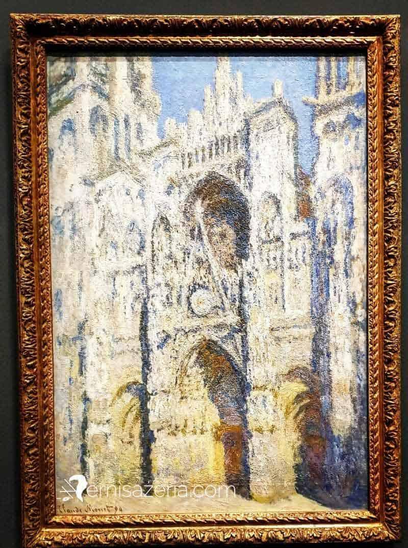 Claude-Monet-Katedra-w-Rouen-Muzeum-Orsay