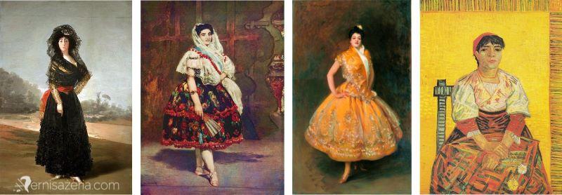 Francisco-Goya-Manet-Lola-de-Valence-Sargent-La-Carmencita-Van-Gogh-Agostina-Segatori-Muzeum-Orsay