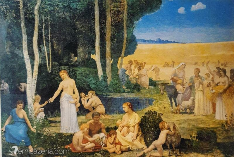 Pierre-Puvis-de-Chavannes-Lato-Muzeum-Orsay