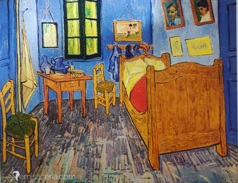 Vincent-Van-Gogh-Pokoj-Van-Gogha-w-Arles-Muzeum-Orsay