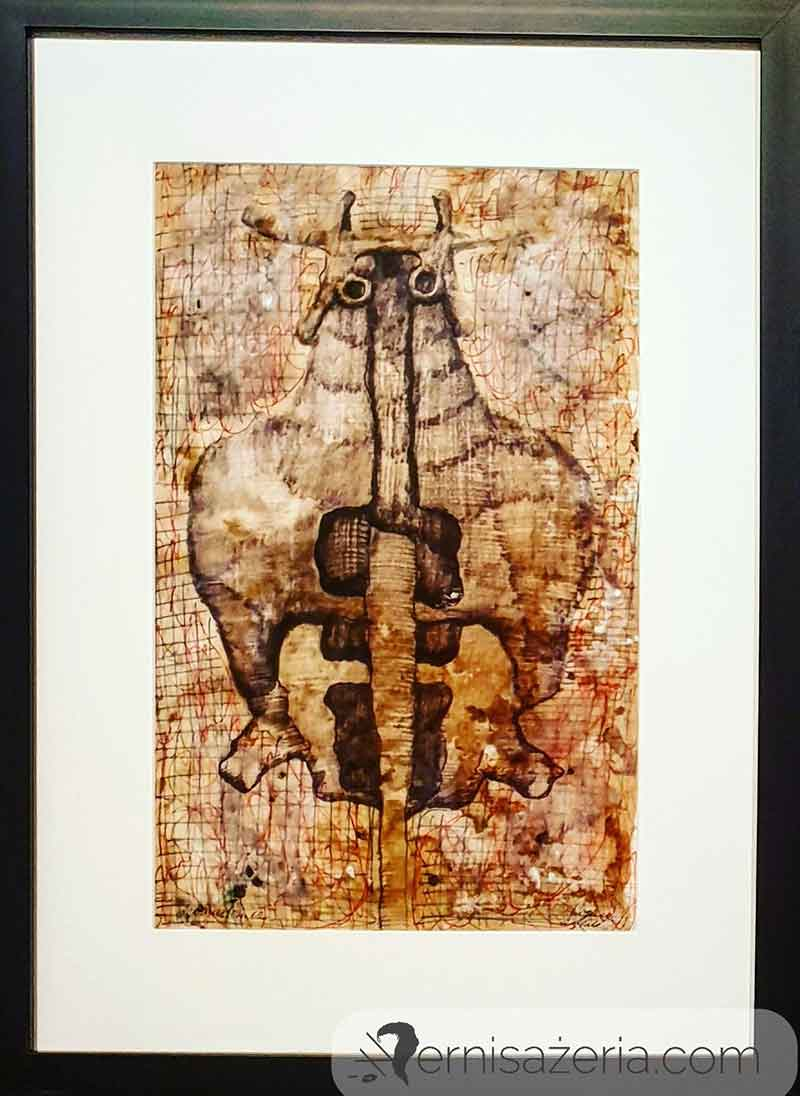Jan-Lebenstein-Figury-Osiowe-1962-Marek-Oberlander-i-Jan-Lebenstein.-Totemiczny-znak-figury-ludzkiej
