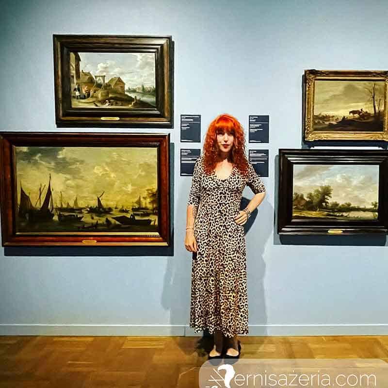Wernisazeria wystawa Rozne spojrzenia. Malarstwo holenderskie i flamandzkie z kolekcji ERGO Hestii Muzeum Narodowe w Warszawie